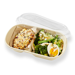 Salad and sweet lunch pack thumbnail