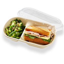 Sandwich and salad lunch pack thumbnail