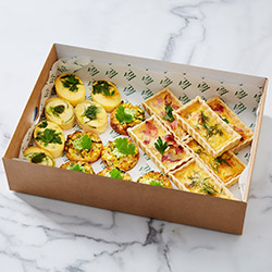 Savoury platter - serves 8 to 12 thumbnail