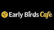 Early Birds Cafe  logo