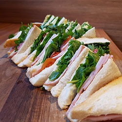 Gourmet classic sandwich thumbnail