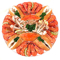 Classic seafood platter thumbnail