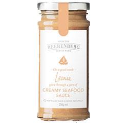 Beerenberg creamy seafood sauce - 250g thumbnail