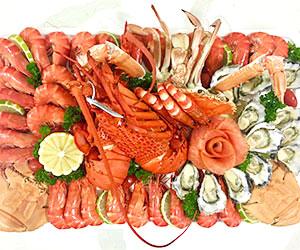 Divine seafood platter thumbnail