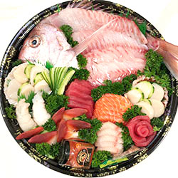 Sashimi master platter thumbnail