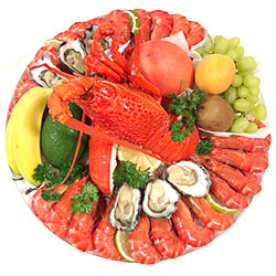 Sea-fruit platter thumbnail
