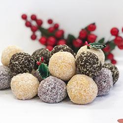 Snow globes Christmas gift box thumbnail
