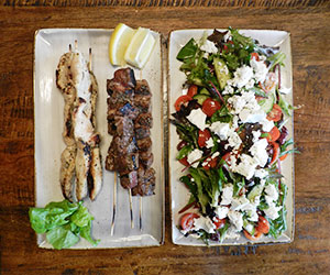 Skewers and salad package thumbnail