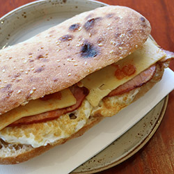 Breakfast sandwich thumbnail