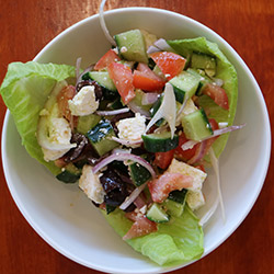Greek salad salad thumbnail