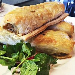 Sausage rolls - large thumbnail