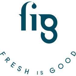 FIG Fresh is Good logo