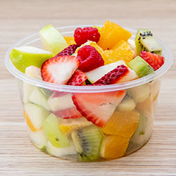 Seasonal fruit salad cup - 400ml thumbnail