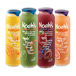 Noahs fruit juice - 250ml thumbnail