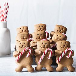 Ginger bear hug biscuits thumbnail