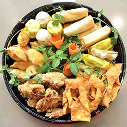 Asian feast platter thumbnail