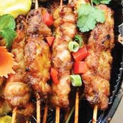 Satay chicken thumbnail