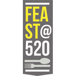 Feast@520 logo