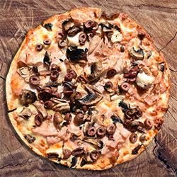 Capricciosa pizza thumbnail