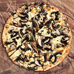 Funghi pizza thumbnail