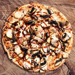 Pollo pizza thumbnail