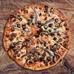 Siciliano pizza thumbnail