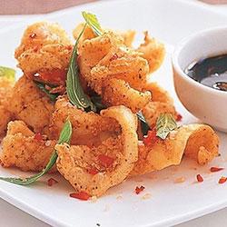 Salt and pepper squid thumbnail
