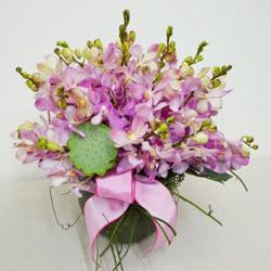 Orchid arrangement thumbnail