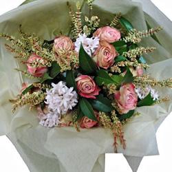 Seasonal mixed bouquet - small thumbnail