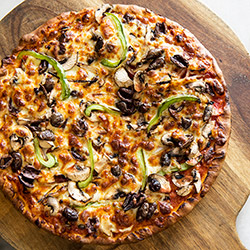 Traditional vegetarian thumbnail