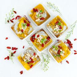 Coconut chia pudding thumbnail