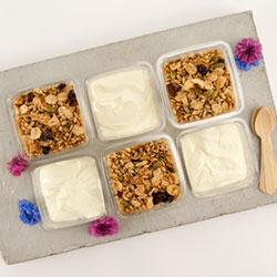 Granola yoghurt cup thumbnail