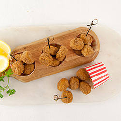 Southern style popcorn chicken thumbnail