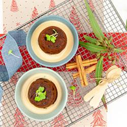 Christmas puddings thumbnail