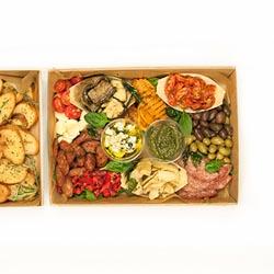Italian antipasto platter thumbnail