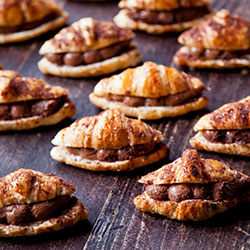 Chocolate croissants thumbnail