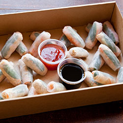 Haymarket (mixed rice paper rolls) thumbnail