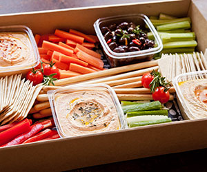 Newtown (crudites platter) - serves 6 to 8 thumbnail