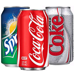 Soft drinks - 375 ml thumbnail