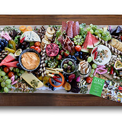 Sweet and savoury grazing board thumbnail