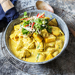 Vietnamese chicken curry thumbnail