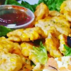 Corn fritter - mini thumbnail