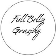 Full Belly Grazing logo