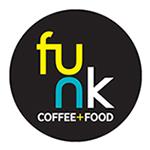 Funk Coffee plus Food logo