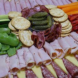 Meat platter - Serves 10 to 15 thumbnail
