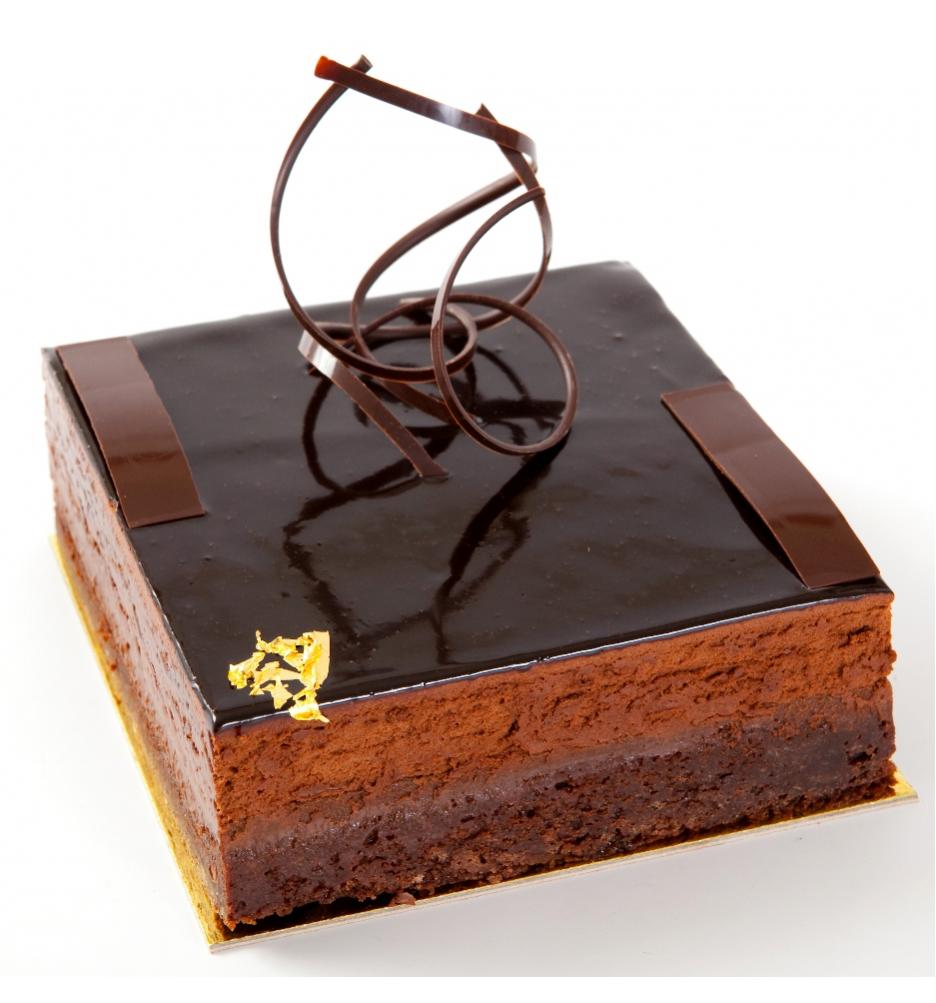 Brownie mousse cake -  15cm x 17cm - serves 10 thumbnail