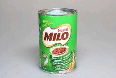 Milo powder - Nestle - tin - 1.9kg thumbnail