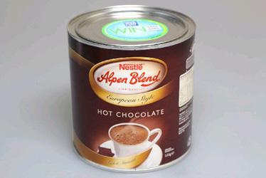 Drinking chocolate alpen blend - Nestle - 1.4kg thumbnail