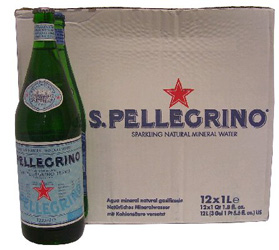 Sparkling mineral water - San Pellegrino thumbnail
