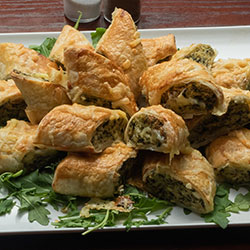 Spinach and ricotta pastry thumbnail